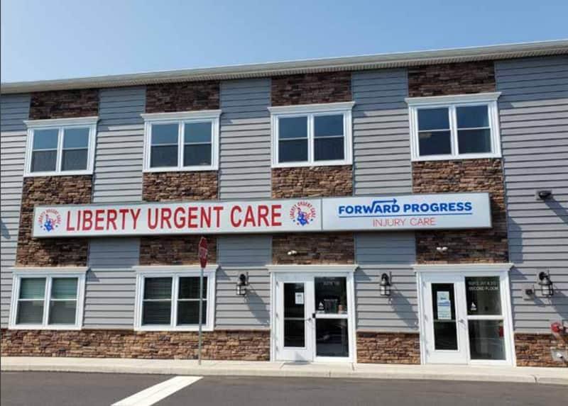 Liberty Urgent Care Exterior