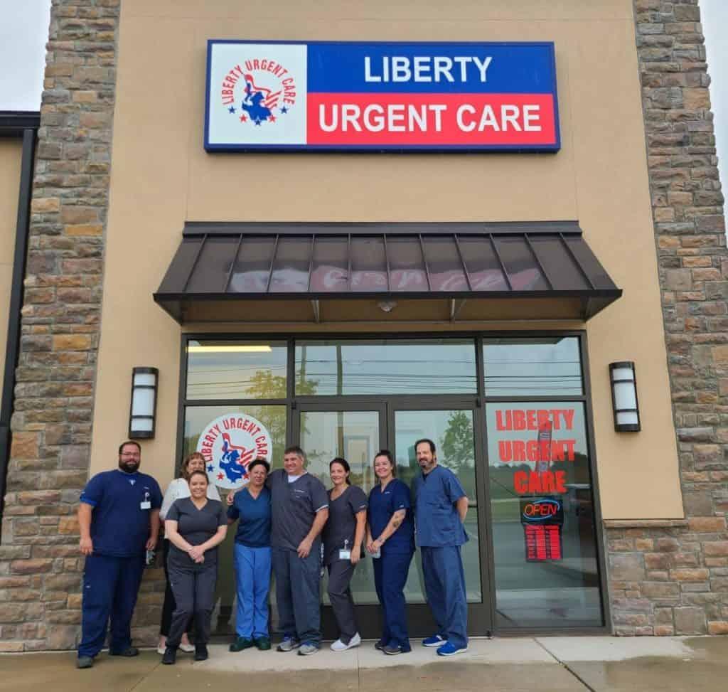 Liberty Urgent Care Hatfield Team